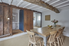 An historic cottage lounge