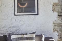 A lounge detail