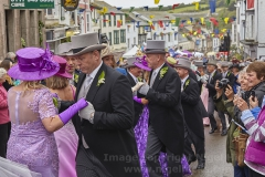 The Helston Floral Dance, 8 May.