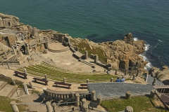 The Minack Theatre, Porthcurno, nr Land's End.