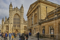 Bath, England, Great Britain.