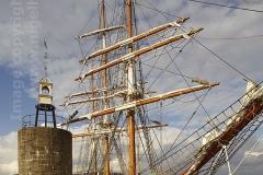 The Docks, Bristol, Great Britain.