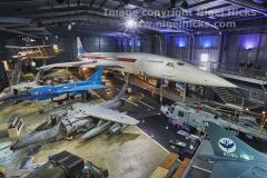 Fleet Air Arm Museum, at Yeovilton, Somerset, Great Britain.