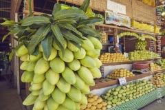 Mangoes for sale, near Jordan, Guimaras, Visayas, Philippines.