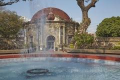 Paco Park, Ermita, Manila, Philippines.