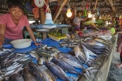 A market in Zamboanga, Mindanao, Philippines.