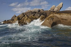The Western Rocks, Isles of Scilly, Great Britain.