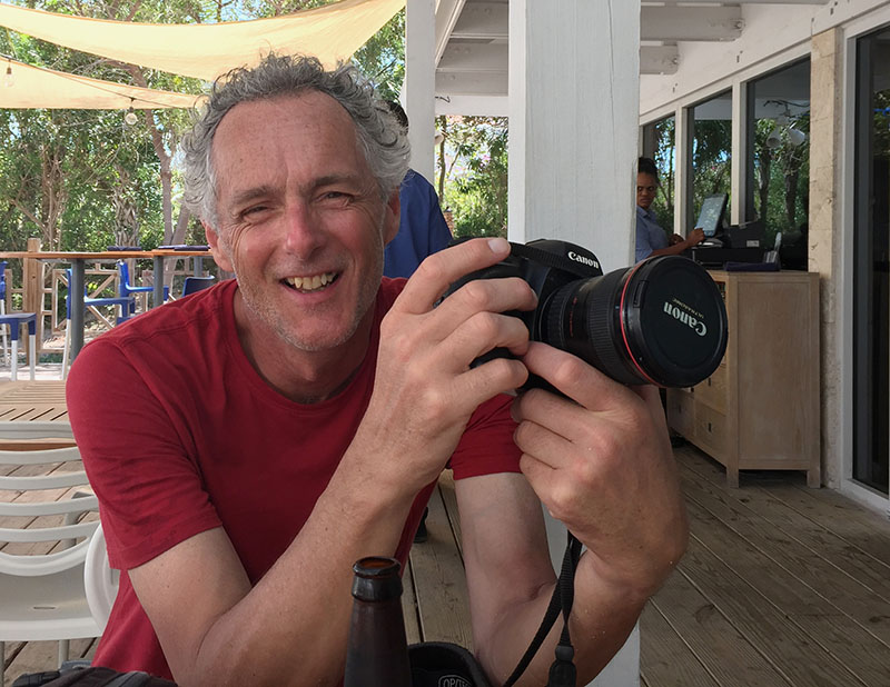 Nigel Hicks: writing and photography for the book publishing world.