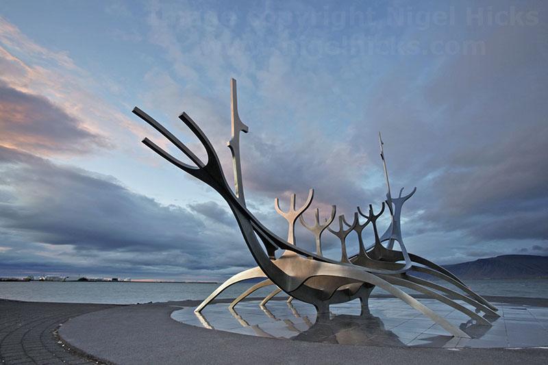Suncraft sculpture