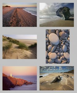 Devon coast multicard pack