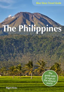 Blue Skies Travel Guide: the Philippines front cover