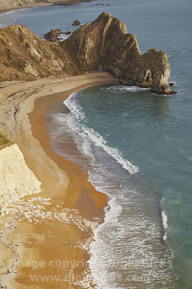 Durdle Door: an image from the Beautiful Dorset project.