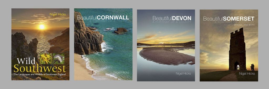 Books about southwest England