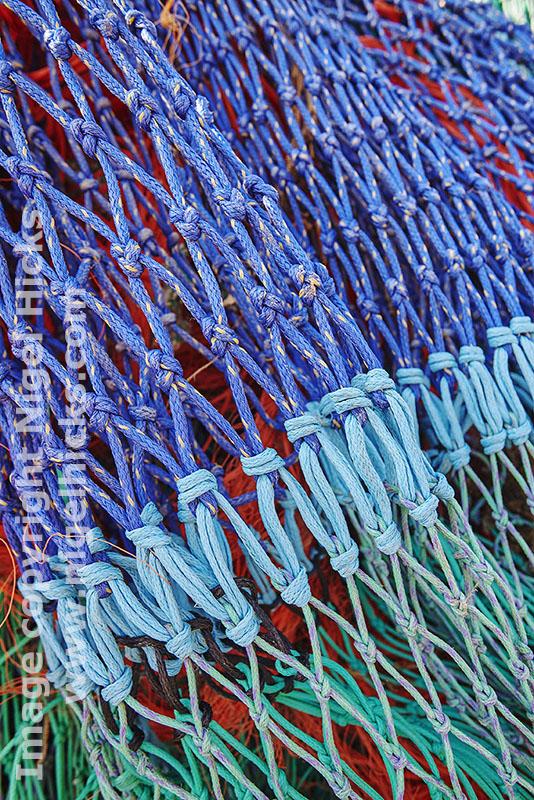 Fisherman's net, Lyme Regis