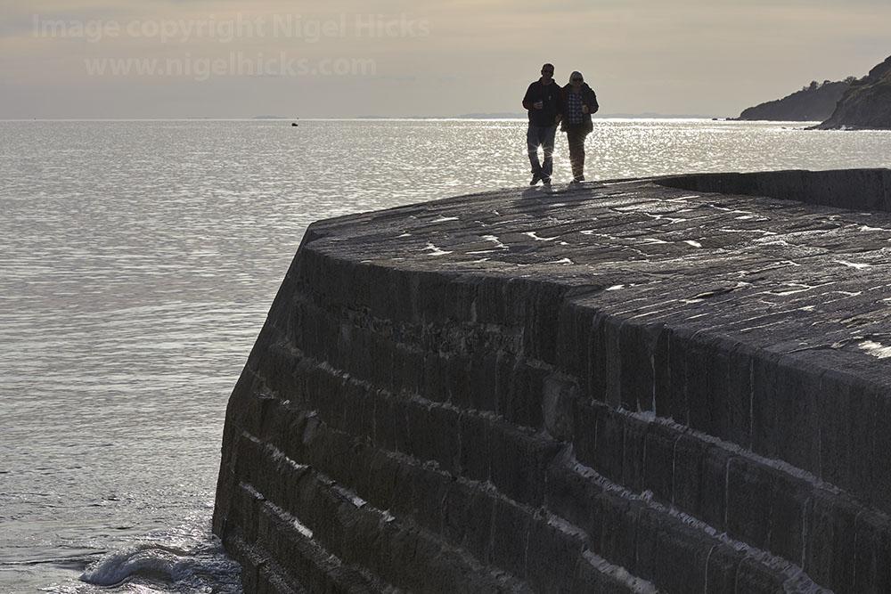 The Cobb, Lyme Regis; Jurassic Coast bespoke photography